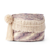 Go to Product: Caron Dressed-up Crochet Basket in color