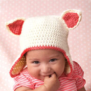 Bernat Kitty Hat, 6 mos