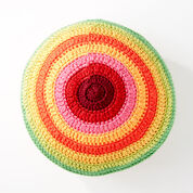 Caron Color Wheel Pillow