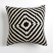 Go to Product: Bernat Line Up! Crochet Pillow in color