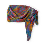 Go to Product: Red Heart Cityscape Shawl in color