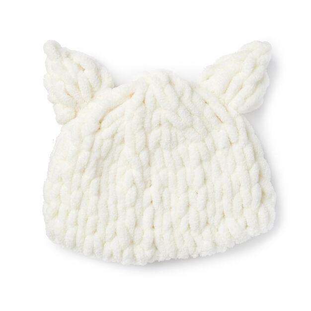 Bernat Alize Ez Baby Bear Hat Pattern Yarnspirations