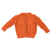 Patons Bus Stop Cardigan, 4 yrs