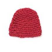 Bernat Speedy Crochet Cap