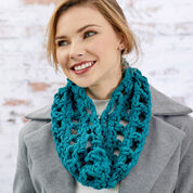 Red Heart Sumptuous Cowl