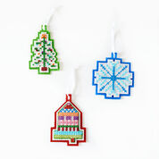Go to Product: Anchor Stitched Felt Ornaments in color
