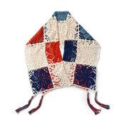Patons Pinwheel Crochet Shawl