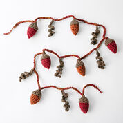 Go to Product: Bernat Autumn Acorns Garland in color