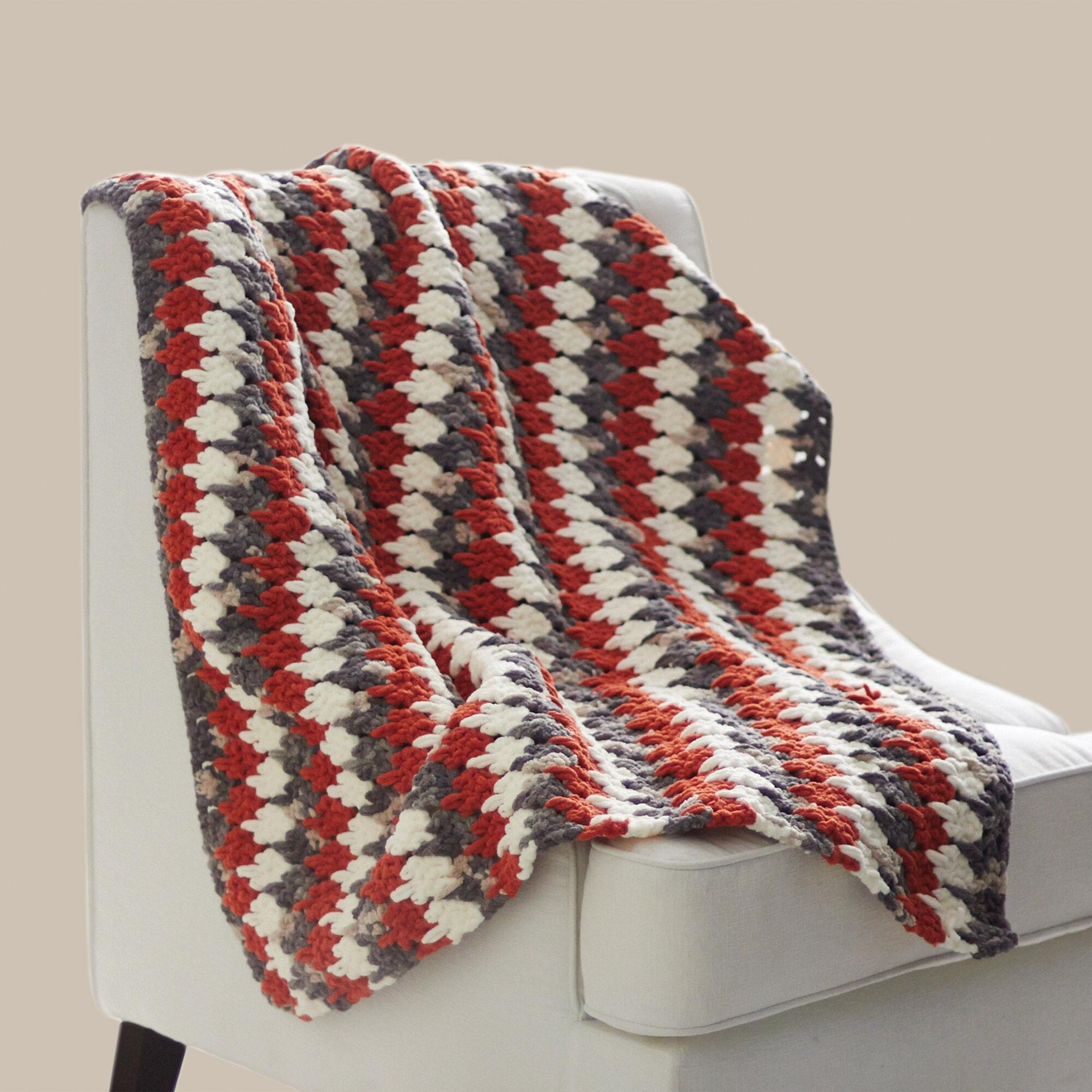 Bernat Blanket Yarn Crochet Patterns Unique Design Ideas
