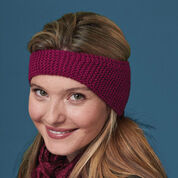 Go to Product: Patons Beginner Ear Warmer in color