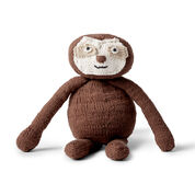 Go to Product: Lily Sugar'n Cream Knit Sloth Toy in color