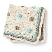 Go to Product: Bernat Littlle Dots Crochet Baby Blanket in color