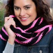 Go to Product: Red Heart Bright Stripes Cowl in color