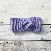 Go to Product: Stitch Club Cozy Twisted Crochet Headband + Tutorial in color