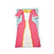 Go to Product: Bernat Dreamy Princess Crochet Snuggle Sack in color
