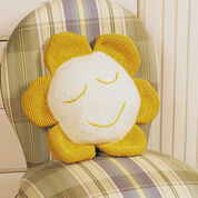 Patons Daisy Pillow, Decor