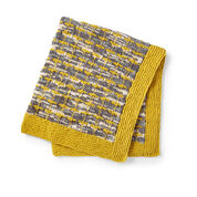 Go to Product: Bernat Gridline Knit Blanket in color