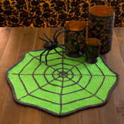 Go to Product: Red Heart Spider Web Table Mat in color