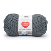 Go to Product: Red Heart Sweet Home Yarn in color Steel