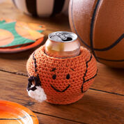Go to Product: Red Heart Basketball Can Cozy in color