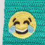 Red Heart Emoji Snuggle Sack, Child in color  Thumbnail Main Image 9}