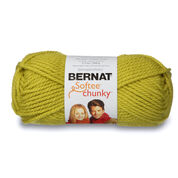 Bernat Softee Chunky Yarn (100g/3.5oz) - Clearance Shades*
