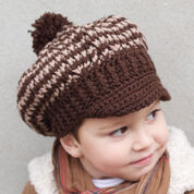 Go to Product: Patons Newsboy's and Girl's Caps, Girl's - 2/4 yrs in color