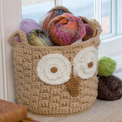 Go to Product: Red Heart It's a Hoot Owl Container in color