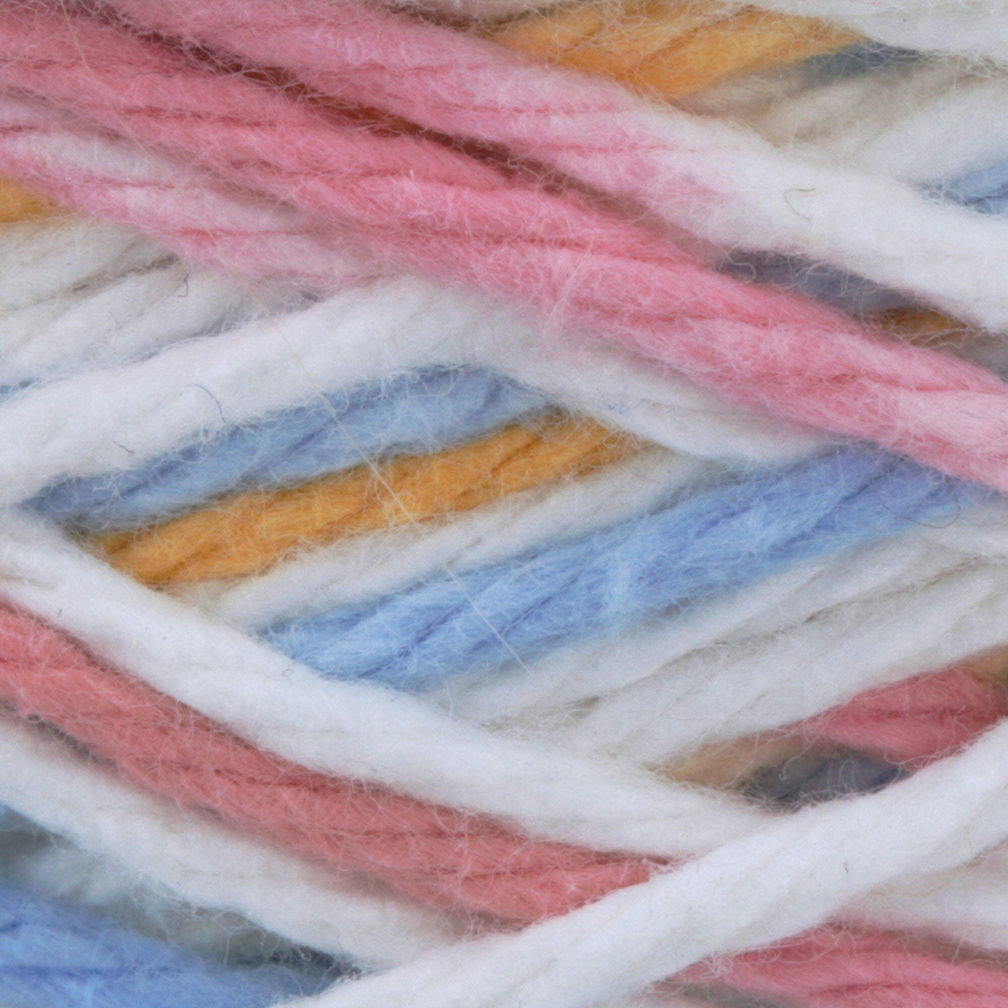 Lily Sugar'n Cream Cone Yarn (400g/14 oz), Kitchen Breeze Ombre