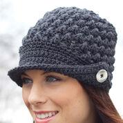 Patons Women's Peaked Cap