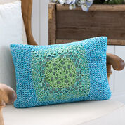 Go to Product: Aunt Lydia's Mod Granny Pillow Front in color