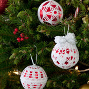 Go to Product: Aunt Lydia's Christmas Tree Décor in color