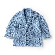 Go to Product: Caron Grandpa Junior Crochet Cardigan, 2 in color