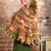 Go to Product: Red Heart Santa Fe Sunset Shawl in color