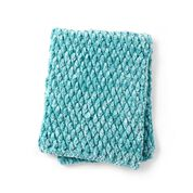 Go to Product: Bernat Seriously Snuggly Crochet Blanket in color