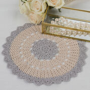 Go to Product: Aunt Lydia's Scalloped Round Doily in color