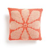 Go to Product: Caron Knit Mosaic Floral Pillow in color