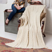 Go to Product: Red Heart Isle of Aran Throw in color