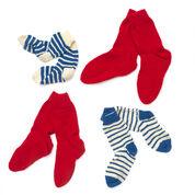 Patons Basic Socks, Striped I - Child (2/4)