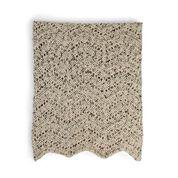 Caron Rich Ripple Crochet Afghan