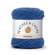 Go to Product: Peaches & Crème Solids Yarn in color Royal