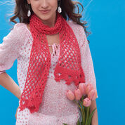Go to Product: Patons Graceful Scarf in color