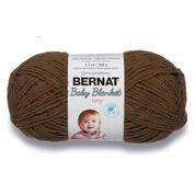 Bernat Baby Blanket Tiny Yarn, Brown Bear