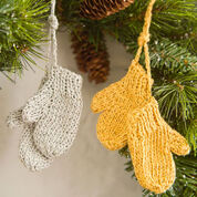 Go to Product: Aunt Lydia's Mitten Ornaments in color