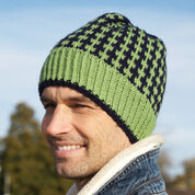 Bernat Winter Weekend Hat