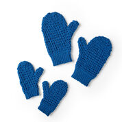 Go to Product: Red Heart Family Size Crochet Mittens in color
