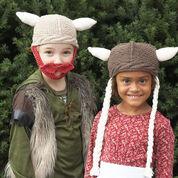 Lily Sugar'n Cream Hagar & Helga Hats, Hagar - 4/6 yrs