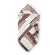 Bernat Crochet Envelope Baby Sack