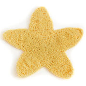 Red Heart Starfish Scrubby