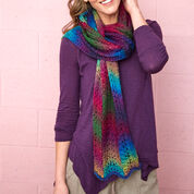 Go to Product: Red Heart Bargello Knit Scarf in color